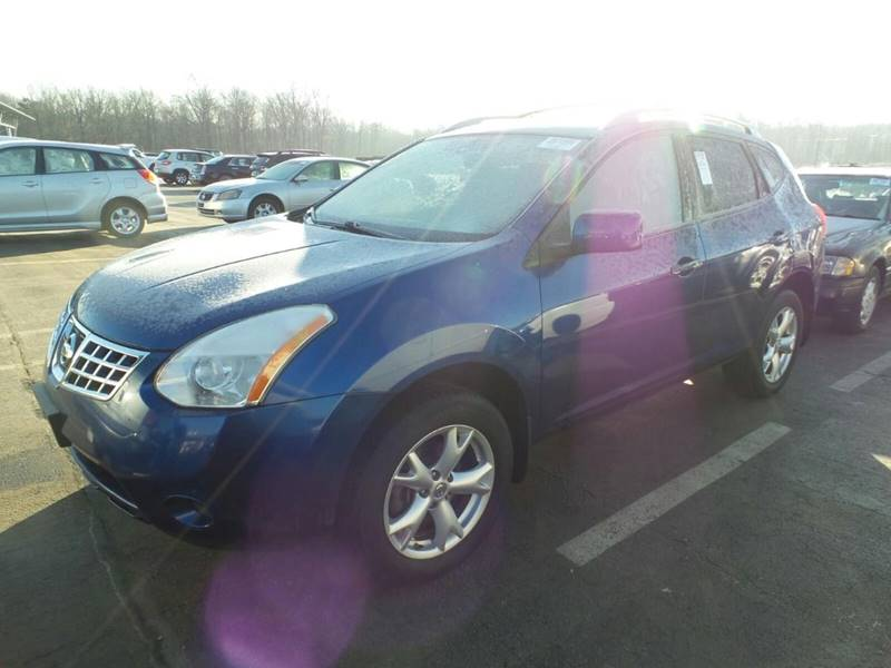 2009 Nissan Rogue for sale at Car Nation in Aberdeen MD