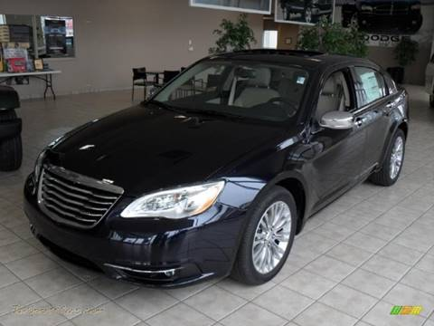 2011 Chrysler 200 for sale at Car Nation in Aberdeen MD