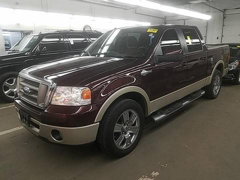 2008 Ford F-150 for sale at Car Nation in Aberdeen MD