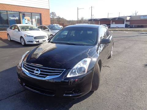 2012 Nissan Altima for sale at Car Nation in Aberdeen MD