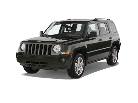 2009 Jeep Patriot for sale at Car Nation in Aberdeen MD