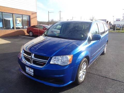 2013 Dodge Grand Caravan for sale at Car Nation in Aberdeen MD