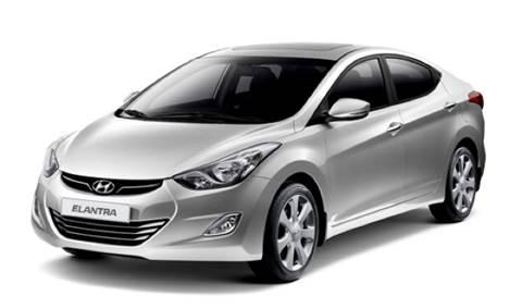 2013 Hyundai Elantra for sale at Car Nation in Aberdeen MD
