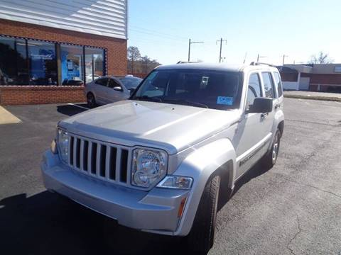 2011 Jeep Liberty for sale at Car Nation in Aberdeen MD
