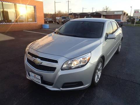 2013 Chevrolet Malibu for sale at Car Nation in Aberdeen MD
