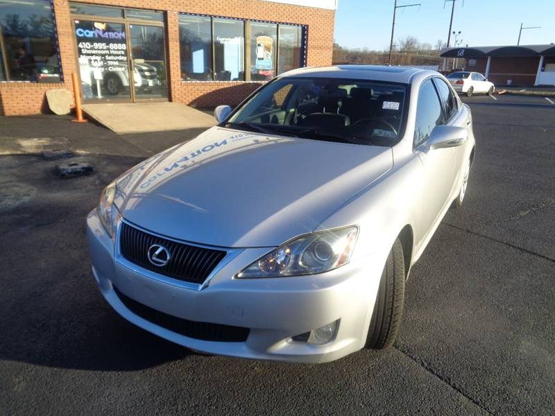 2010 Lexus IS 250 for sale at Car Nation in Aberdeen MD