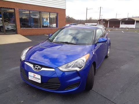 2012 Hyundai Veloster for sale at Car Nation in Aberdeen MD