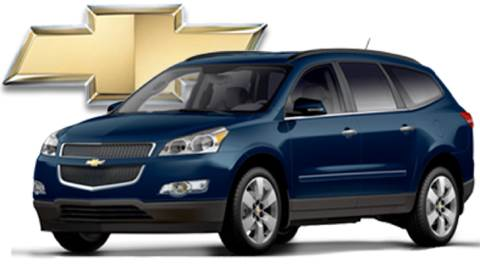 2010 Chevrolet Traverse for sale at Car Nation in Aberdeen MD