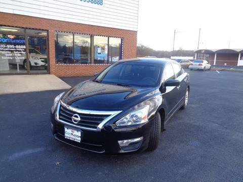 2015 Nissan Altima for sale at Car Nation in Aberdeen MD