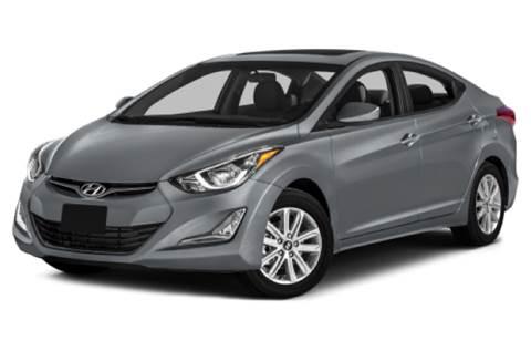 2015 Hyundai Elantra for sale at Car Nation in Aberdeen MD