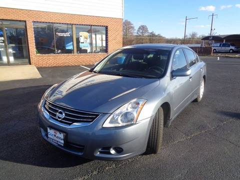 2011 Nissan Altima for sale at Car Nation in Aberdeen MD