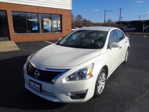 2014 Nissan Altima for sale at Car Nation in Aberdeen MD