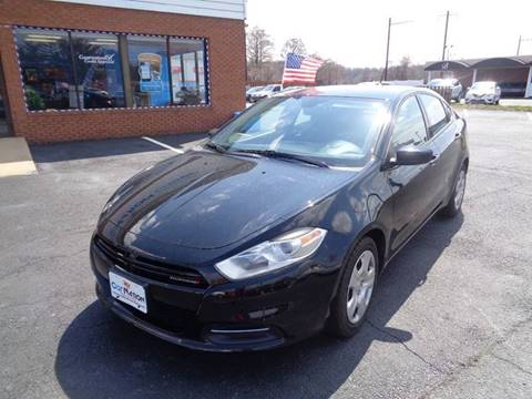 2015 Dodge Dart for sale at Car Nation in Aberdeen MD