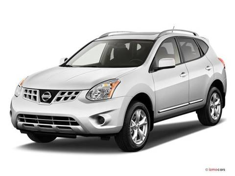 2013 Nissan Rogue for sale at Car Nation in Aberdeen MD