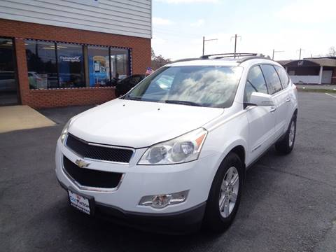 2009 Chevrolet Traverse for sale at Car Nation in Aberdeen MD