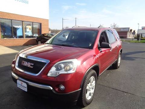 2010 GMC Acadia for sale at Car Nation in Aberdeen MD