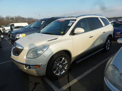 2008 Buick Enclave for sale at Car Nation in Aberdeen MD