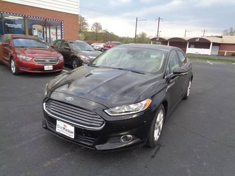 2015 Ford Fusion for sale at Car Nation in Aberdeen MD