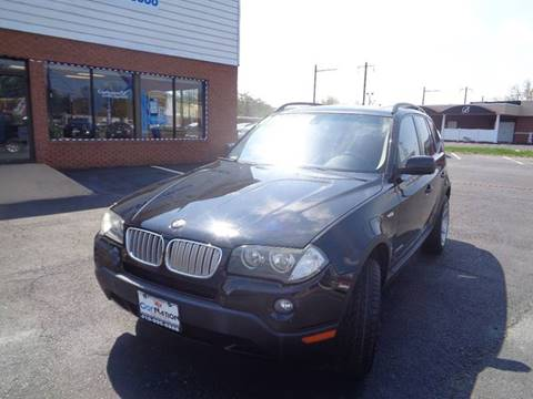 2009 BMW X3 for sale at Car Nation in Aberdeen MD