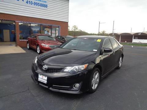 2014 Toyota Camry for sale at Car Nation in Aberdeen MD