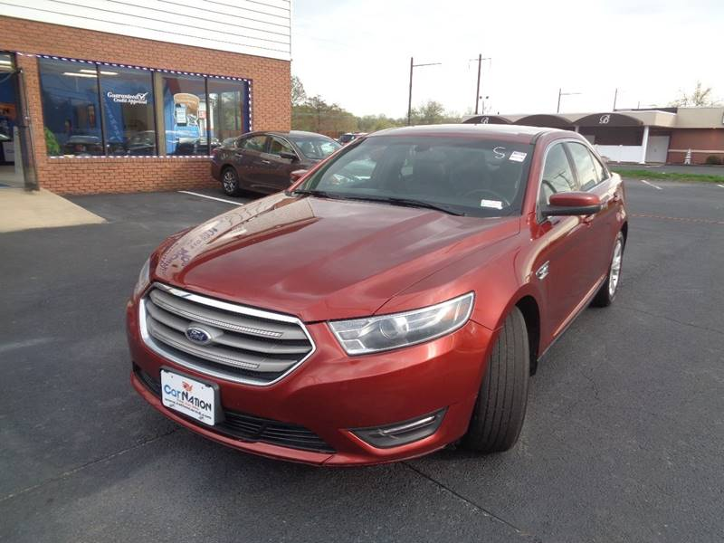 2014 Ford Taurus for sale at Car Nation in Aberdeen MD