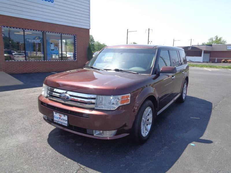 2010 Ford Flex for sale at Car Nation in Aberdeen MD
