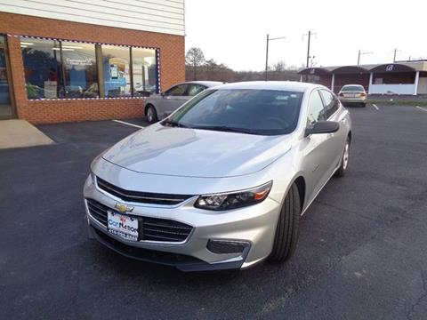 2016 Chevrolet Malibu for sale at Car Nation in Aberdeen MD