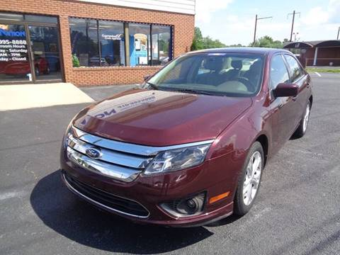 2012 Ford Fusion for sale at Car Nation in Aberdeen MD