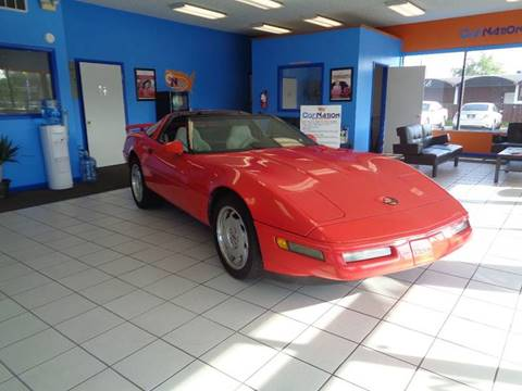 1996 Chevrolet Corvette for sale at Car Nation in Aberdeen MD