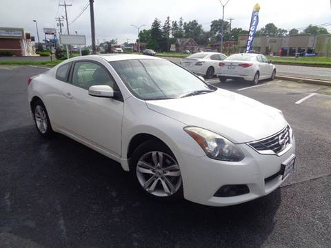 2010 Nissan Altima for sale at Car Nation in Aberdeen MD