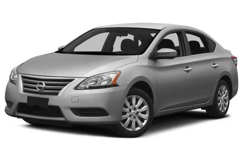 2014 Nissan Sentra for sale at Car Nation in Aberdeen MD