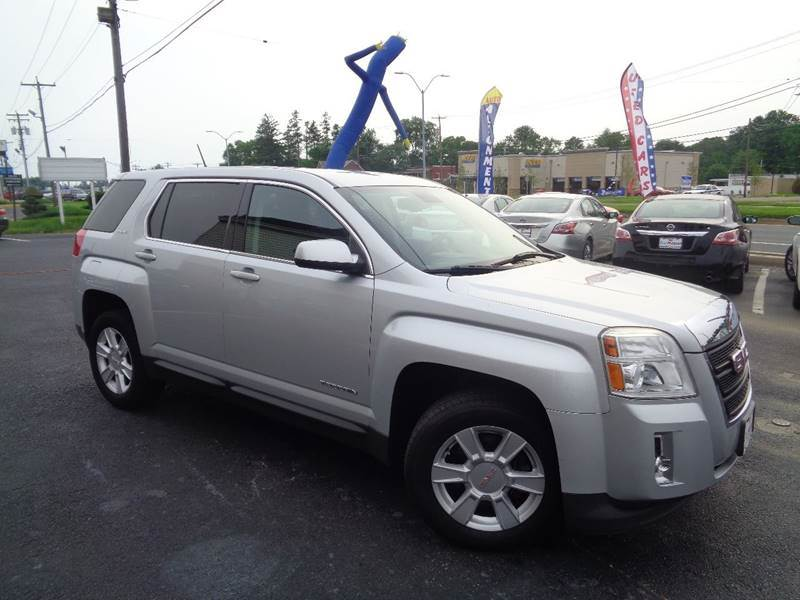 2013 GMC Terrain for sale at Car Nation in Aberdeen MD