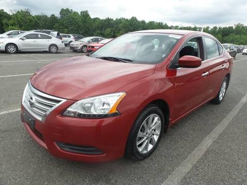 2013 Nissan Sentra for sale at Car Nation in Aberdeen MD