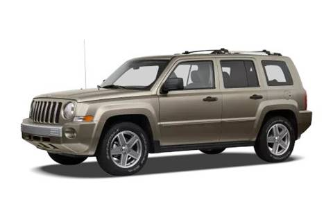 2010 Jeep Patriot for sale at Car Nation in Aberdeen MD