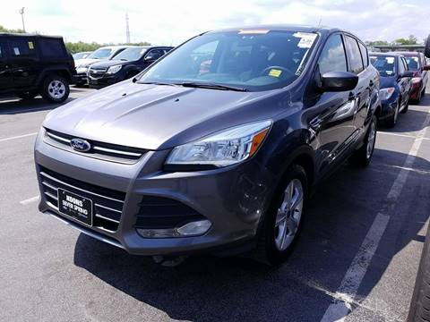 2015 Ford Escape for sale at Car Nation in Aberdeen MD