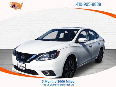 2016 Nissan Sentra for sale in Aberdeen, MD