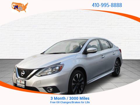 2017 Nissan Sentra for sale in Aberdeen, MD