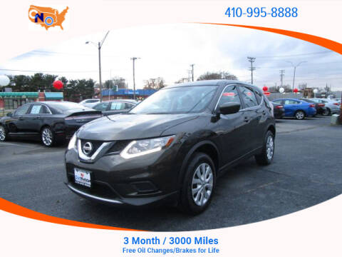 2016 Nissan Rogue for sale in Aberdeen, MD
