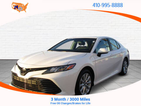 2019 Toyota Camry for sale in Aberdeen, MD