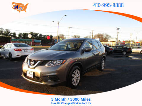 2015 Nissan Rogue for sale in Aberdeen, MD