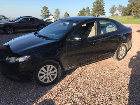 2010 Kia Forte for sale at Badlands Brokers in Rapid City SD