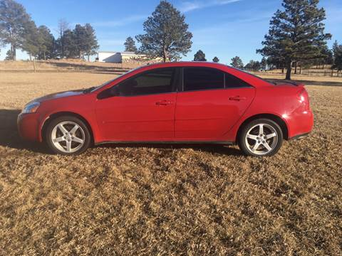 2006 Pontiac G6 for sale at Badlands Brokers in Rapid City SD