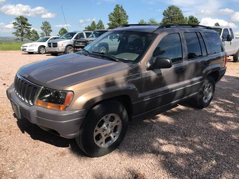2001 Jeep Grand Cherokee for sale at Badlands Brokers in Rapid City SD