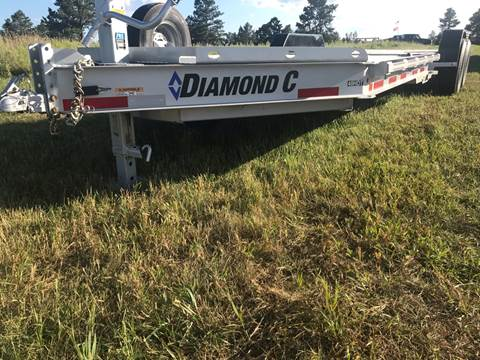 2019 Diamond C Roadclipper for sale in Piedmont, SD