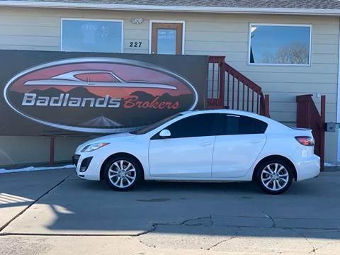 2010 Mazda MAZDA3 for sale at Badlands Brokers in Rapid City SD
