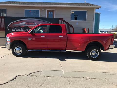 2011 RAM Ram Pickup 3500 for sale at Badlands Brokers in Rapid City SD