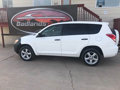 2008 Toyota RAV4 for sale at Badlands Brokers in Rapid City SD