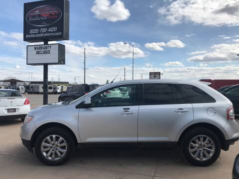 2010 Ford Edge for sale at Badlands Brokers in Rapid City SD