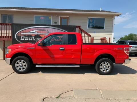 2013 Ford F-150 for sale at Badlands Brokers in Rapid City SD