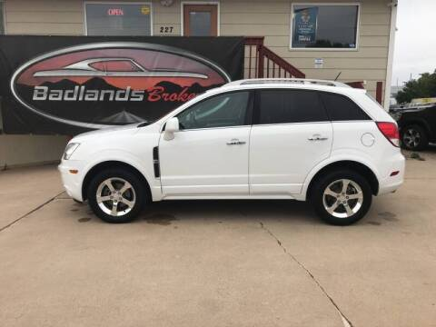 2012 Chevrolet Captiva Sport for sale at Badlands Brokers in Rapid City SD